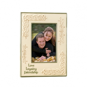 Love, Loyalty, Friendship Picture Frame
