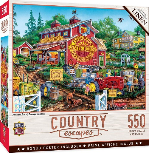 Puzzles #31931 Country Escapes