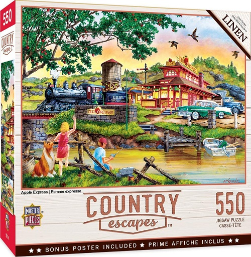 Puzzles #31932 Country Escapes