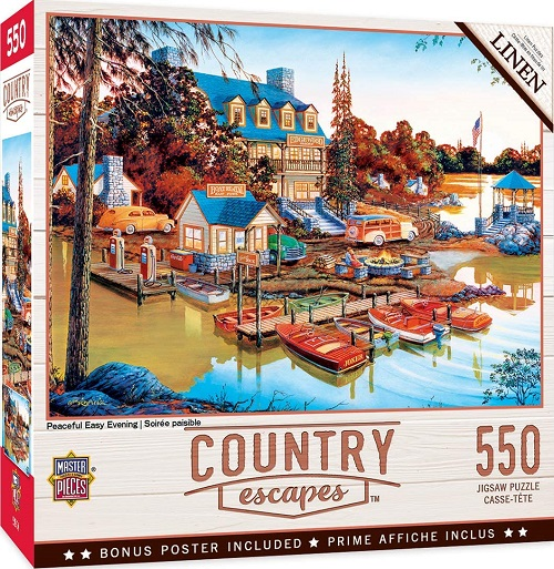 Puzzles #31934 Country Escapes