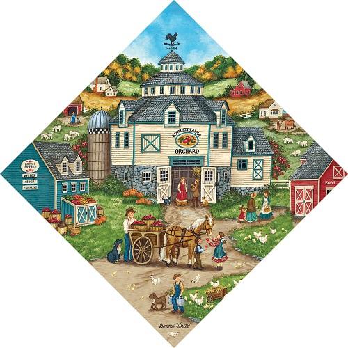 Puzzles #31750 Bonnie White