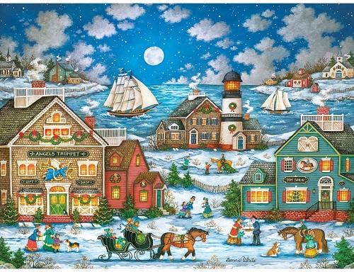 Puzzles #32134 Heartland Collection