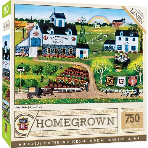 Puzzles #32138 Homegrown