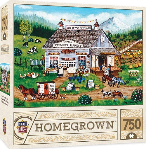 Puzzles #31804 Homegrown