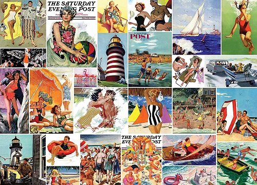 Puzzles #71623 The Saturday Evening Post