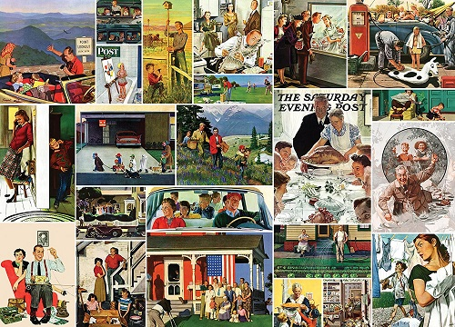 Puzzles #71624 The Saturday Evening Post