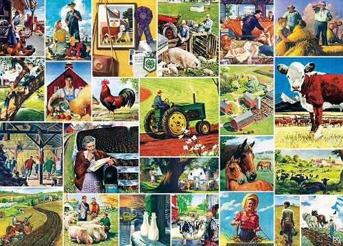 Puzzles #71808 The Saturday Evening Post