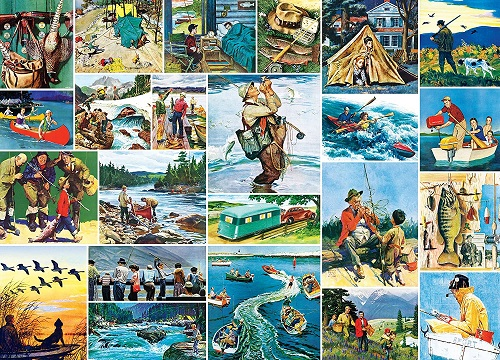 Puzzles #71807 The Saturday Evening Post