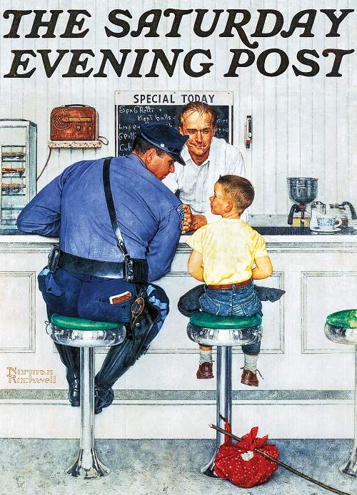 Puzzles #71408 The Saturday Evening Post