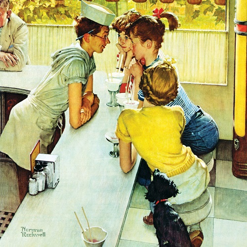 Puzzles #71407 The Saturday Evening Post