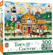 Puzzles #32111 Town & Country