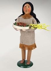 NativeAmericanWomanLittle