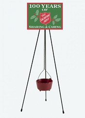 SalvationArmyKettleLittle