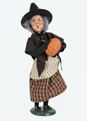 WitchWithPumpkinLittle