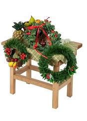 WreathTableLittle