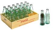 Coca Cola #CC339A 1 oz. Salt & Pepper Shakers (Set of 2)