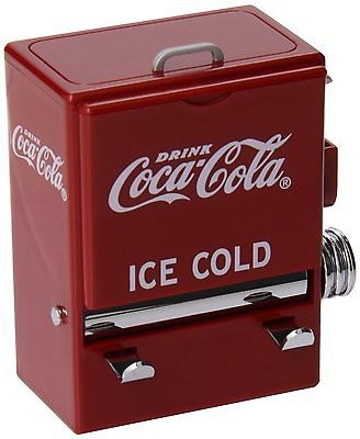 Coca Cola #CC304 Plastic Toothpick Dispenser