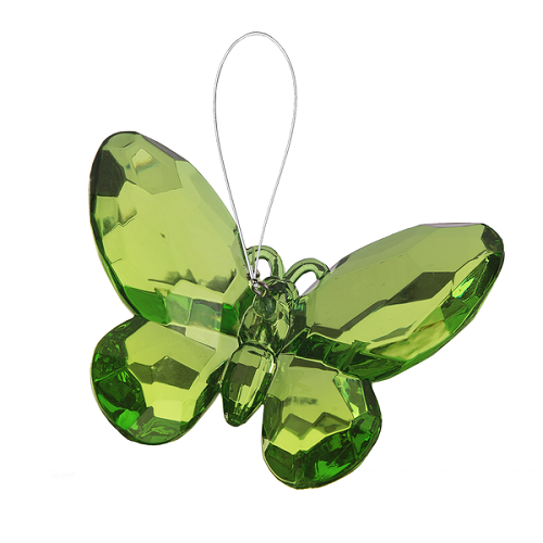 Crystal Expressions by Ganz: Birthstone Butterfly Ornament #ACRY-421 (May)