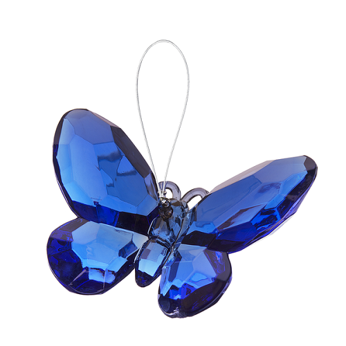 Crystal Expressions by Ganz: Birthstone Butterfly Ornament #ACRY-421 (September)