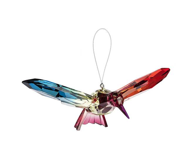 Crystal Expressions by Ganz: Rainbow Hummingbird #ACRY-170 (Number 2)