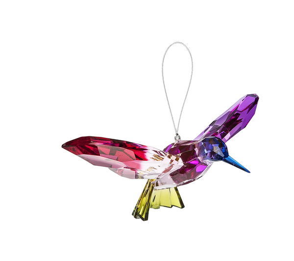 Crystal Expressions by Ganz: Rainbow Hummingbird #ACRY-170 (Number 4)