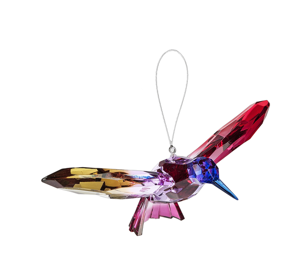 Crystal Expressions by Ganz: Rainbow Hummingbird #ACRY-170 (Number 5)
