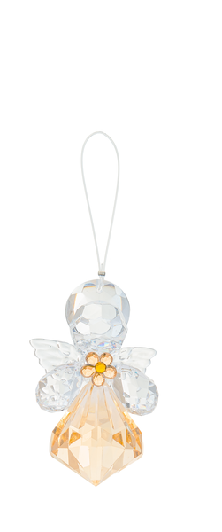 Crystal Expressions by Ganz: Daisy Angel Ornament #ACRY-752 (Number 2)