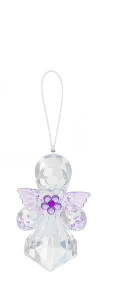 Crystal Expressions by Ganz: Daisy Angel Ornament #ACRY-752 (Number 3)