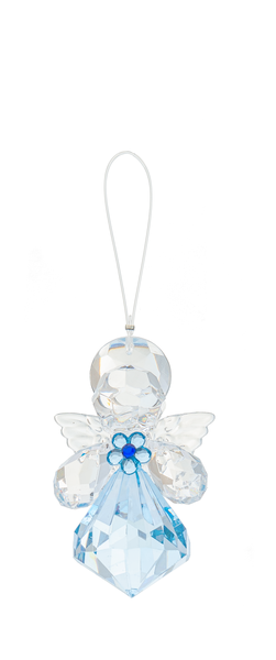 Crystal Expressions by Ganz: Daisy Angel Ornament #ACRY-752 (Number 4)