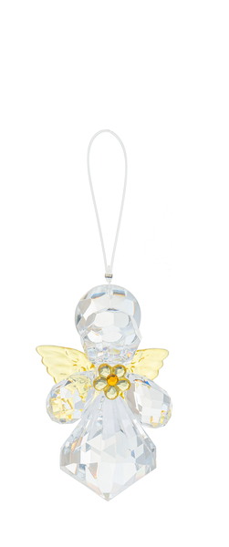 Crystal Expressions by Ganz: Daisy Angel Ornament #ACRY-752 (Number 6)