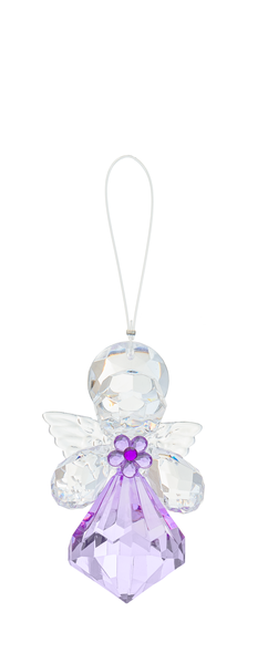 Crystal Expressions by Ganz: Daisy Angel Ornament #ACRY-752 (Number 7)