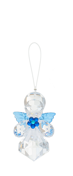 Crystal Expressions by Ganz: Daisy Angel Ornament #ACRY-752 (Number 8)