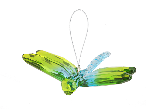 Crystal Expressions by Ganz: Hanging Two-Toned Dragonfly #ACRY-112 (Number 3)