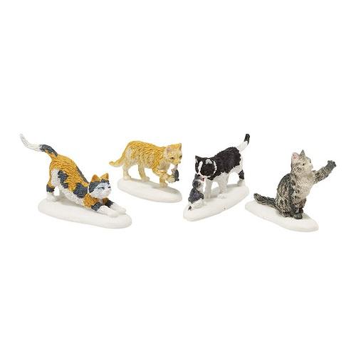 Dept. 56 #4020252 Stray Cat Strut