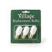 VillageReplacementLightBulbsLittle