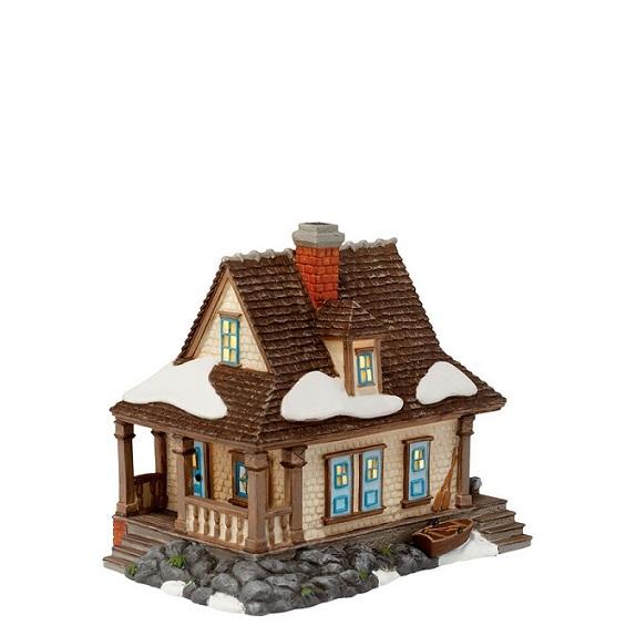 Dept. 56 #4020947 McLean Cottage