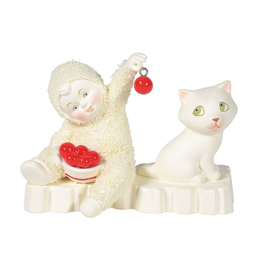 Dept. 56 Snowbabies #6005751 Are You Kitten Me?