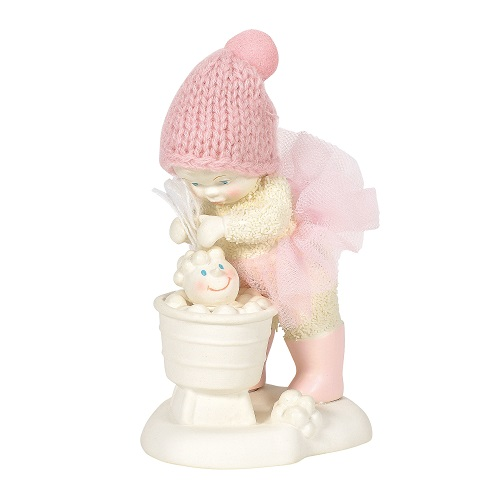 Dept. 56 Snowbabies #6005771 Bath Time