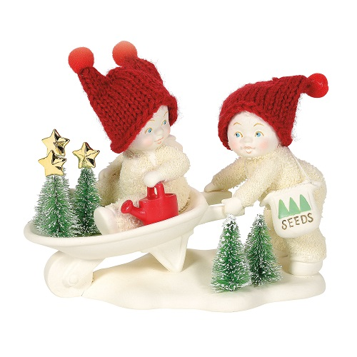 Dept. 56 Snowbabies #6005780 Farm Fresh Christmas Trees