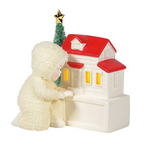 Dept. 56 Snowbabies #6005765 My Happy Place
