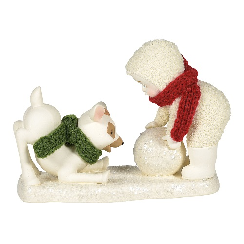 Dept. 56 Snowbabies #6005799 Reindeer Games
