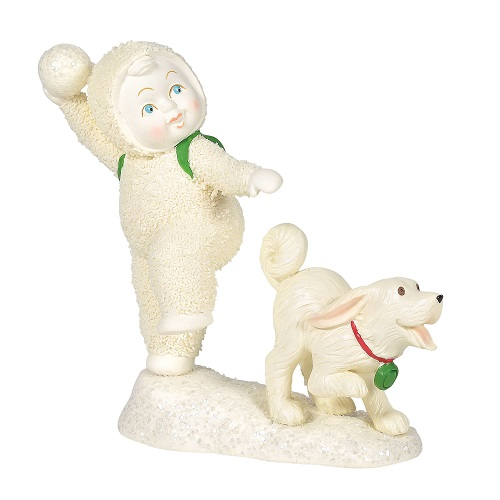 Dept. 56 Snowbabies #6005817 Snow Retriever