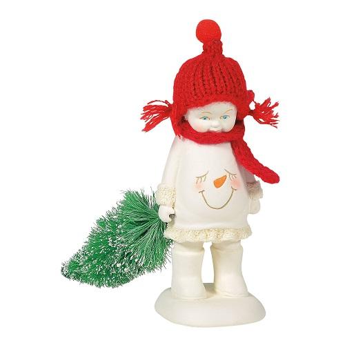 Dept. 56 Snowbabies #6005790 Wear A Smile