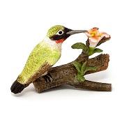 HummingbirdOnBranchWithFlowers4753Little