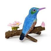 HummingbirdOnBranchWithFlowers4754Little