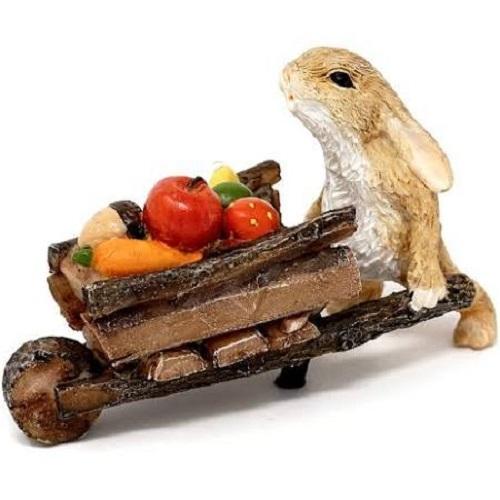 RabbitPushingWheelbarrowWithHarvestLarge