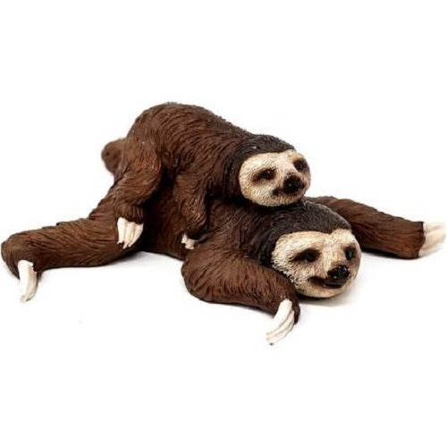 Topland #4771 Sleeping Mama Sloth and Baby