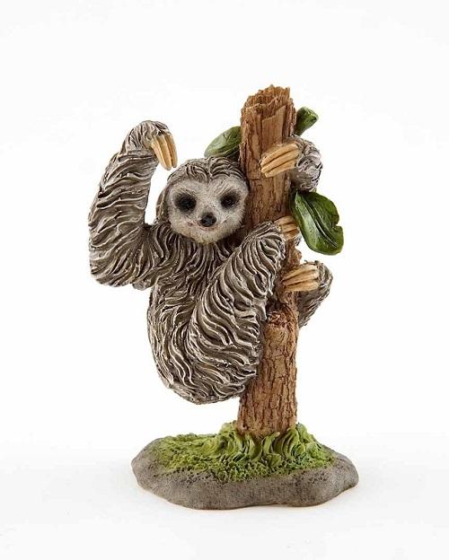 Topland #4632 Sloth on Tree