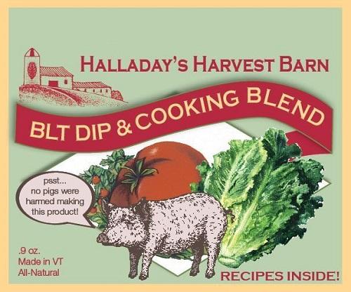 Halladay's BLT Dip & Cooking Blend