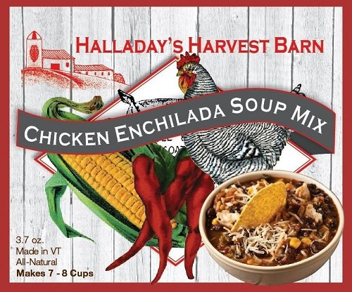 Halladay's Chicken Enchilada Soup Mix